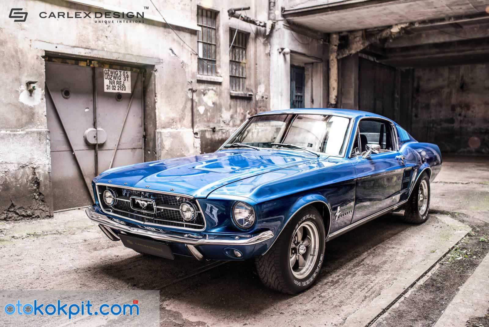 1967 Ford Mustang Fastback Tuning