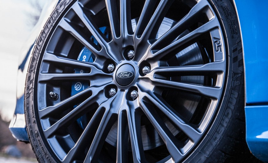 Yeni Kasa Ford Focus RS Jant Seçenekleri - Oto Kokpit