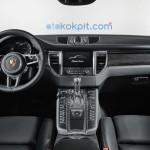 Yeni Porsche Macan Turbo Performance Kokpiti