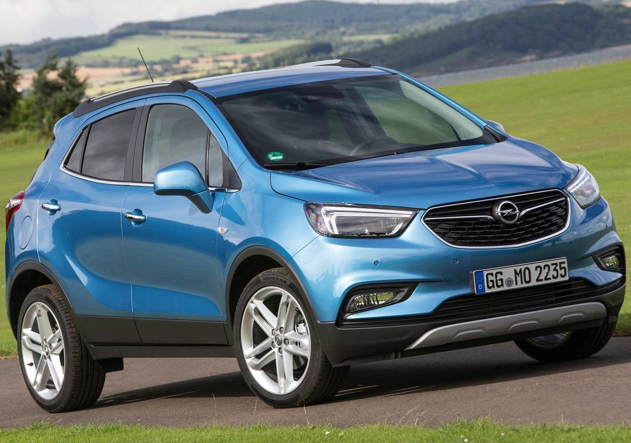 2017 Yeni Opel Mokka X Türkiye Fiyatı Açıklandı