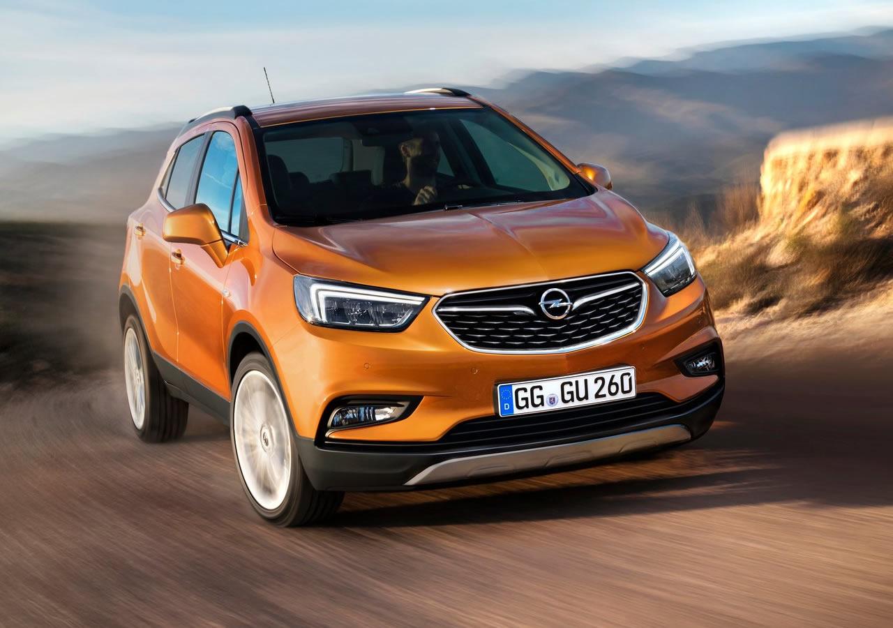 What Is A Crossover Suv >> 2017 Yeni Opel Mokka X Türkiye Fiyatı Açıklandı - Oto Kokpit