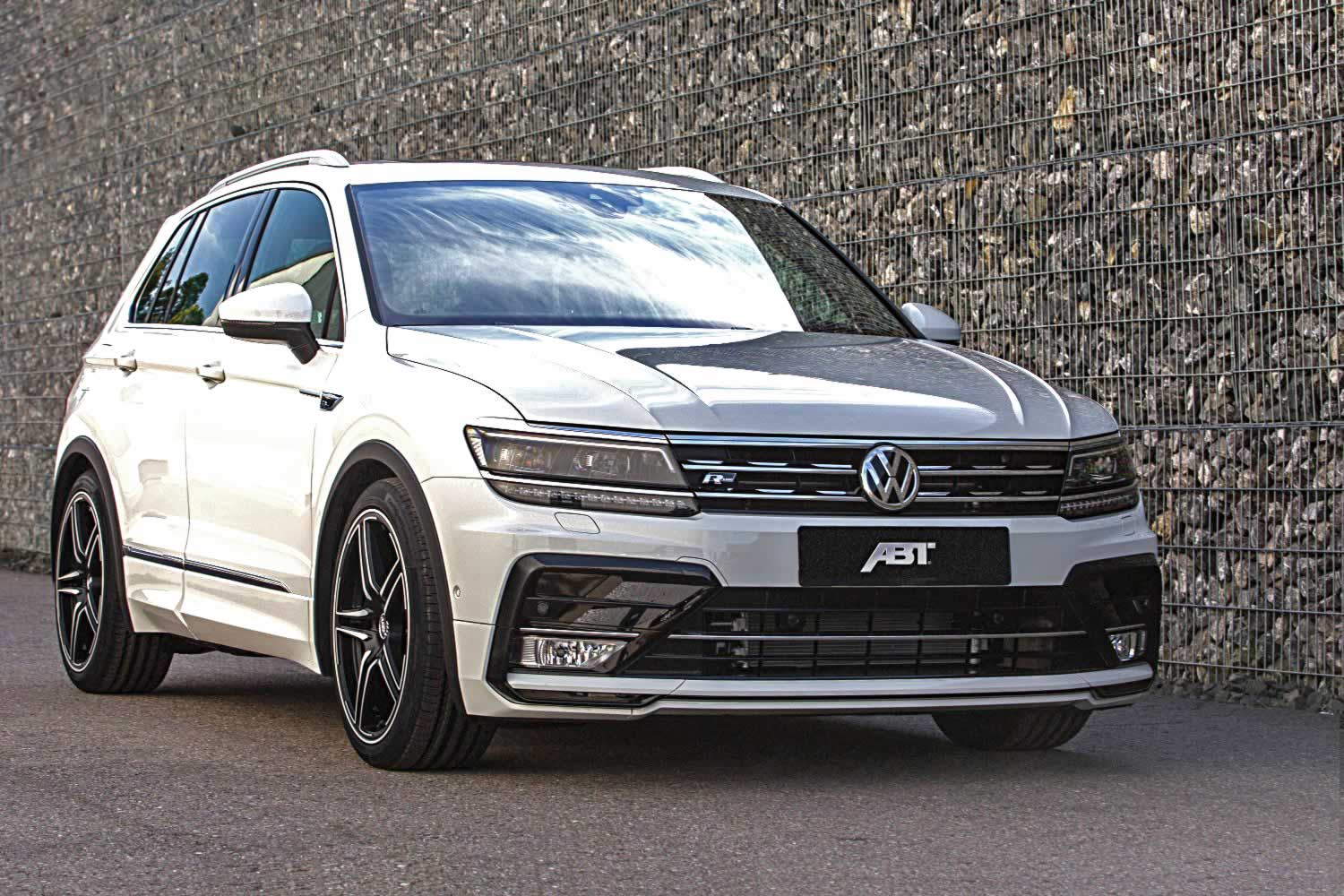 abt tuning volkswagen tiguan. Black Bedroom Furniture Sets. Home Design Ideas