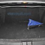 Renault Fluence Joy 1.5 dCi EDC 110 bg Bagaj Hacmi