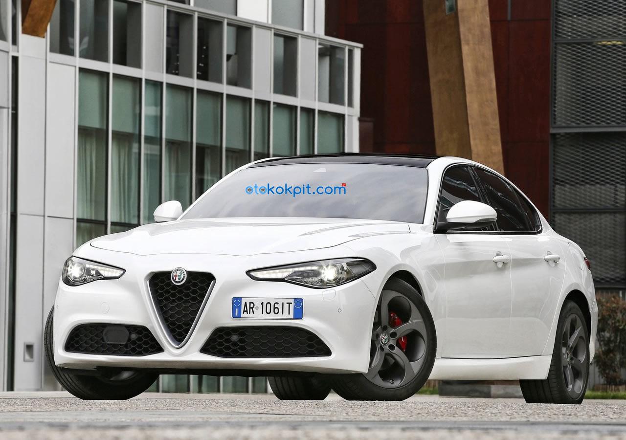 Yeni Alfa Romeo Giulia Teknik Özellikleri