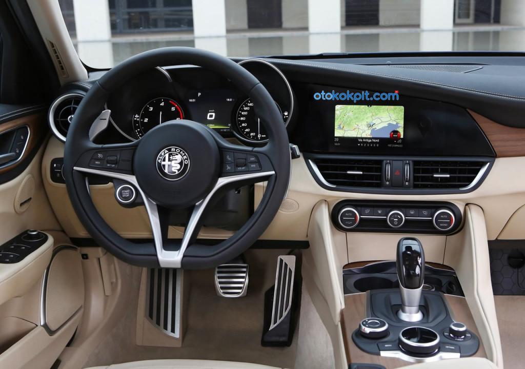 2017 Yeni Alfa Romeo Giulia