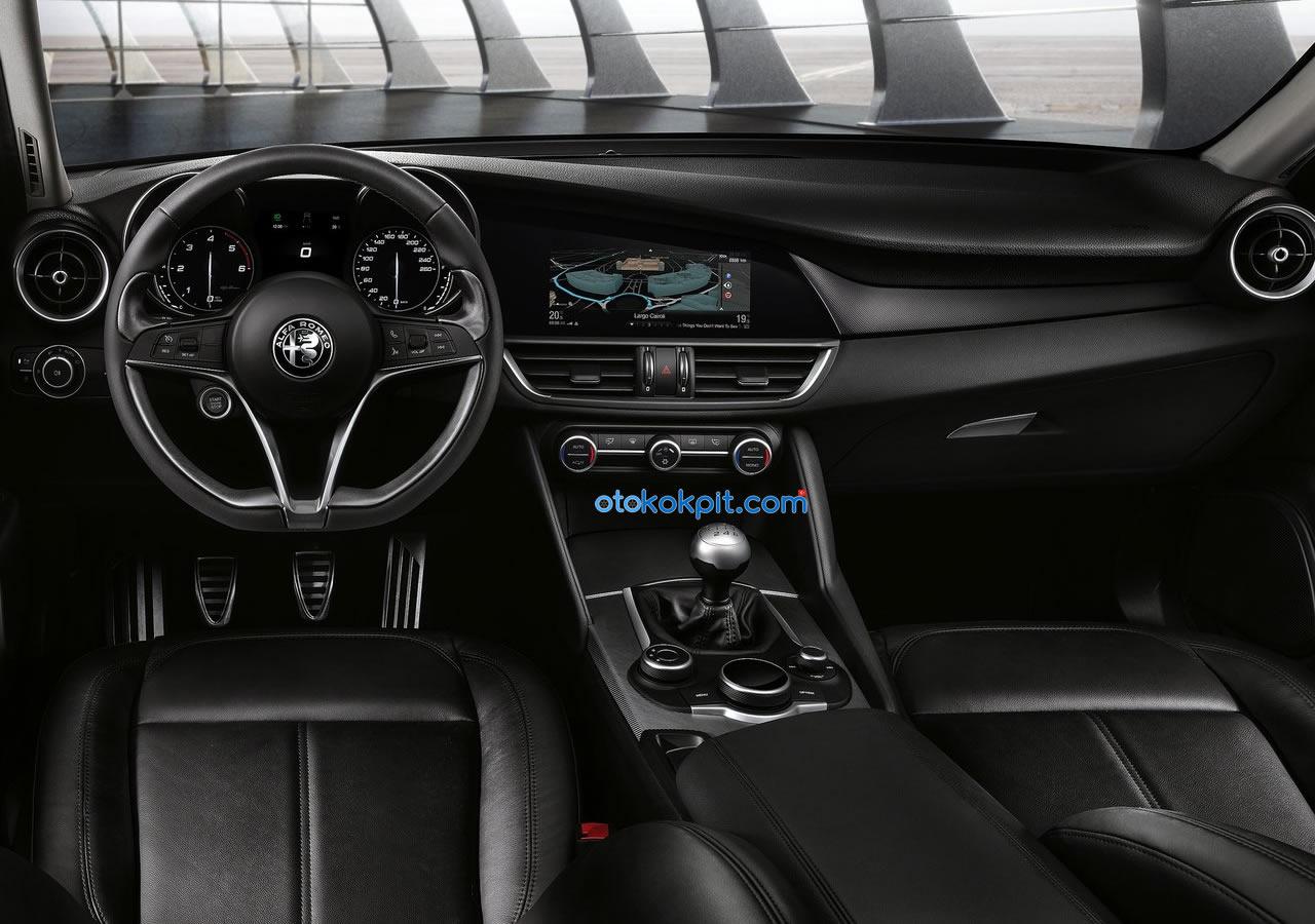 Yeni Alfa Romeo Giulia 2.0 Turbo
