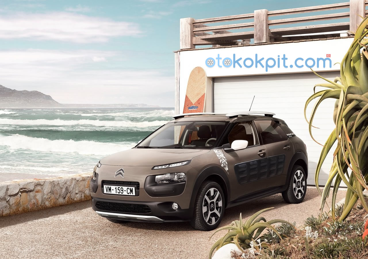 yeni citroen c4 cactus rip curl t rkiye fiyat ve zellikleri a kland. Black Bedroom Furniture Sets. Home Design Ideas