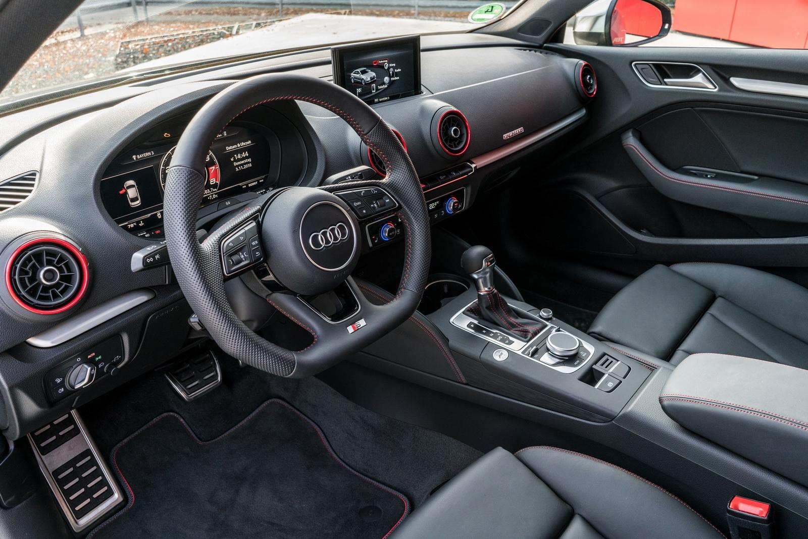Abt 2016 Audi S3 Sedan