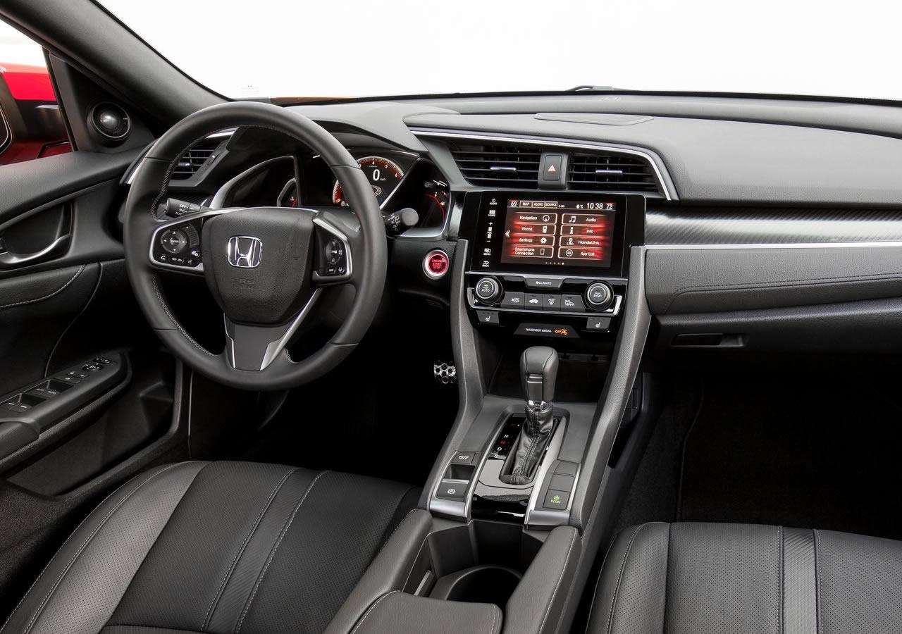 2017 Yeni Kasa Honda Civic Hatchback Fiyatı - Oto Kokpit