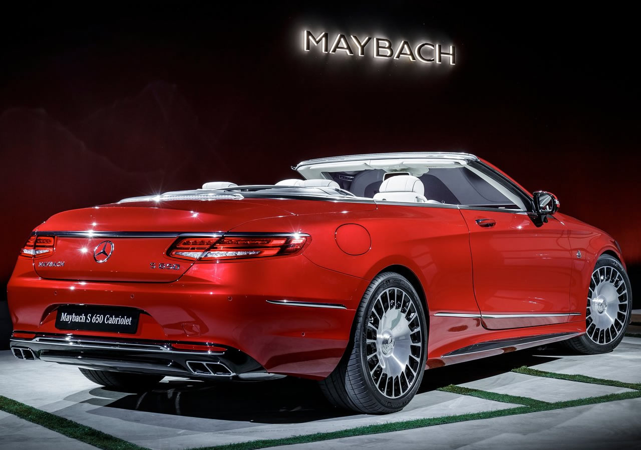 2017 yeni mercedes-benz s650 cabriolet maybach