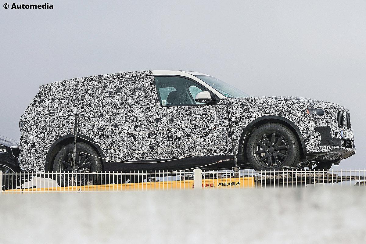 G07 Kasa 2018 Yeni BMW X7