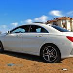 Mercedes CLA 180 CDi AMG Forum