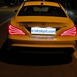 Mercedes CLA 180 CDi AMG Yakıt Tüketimi