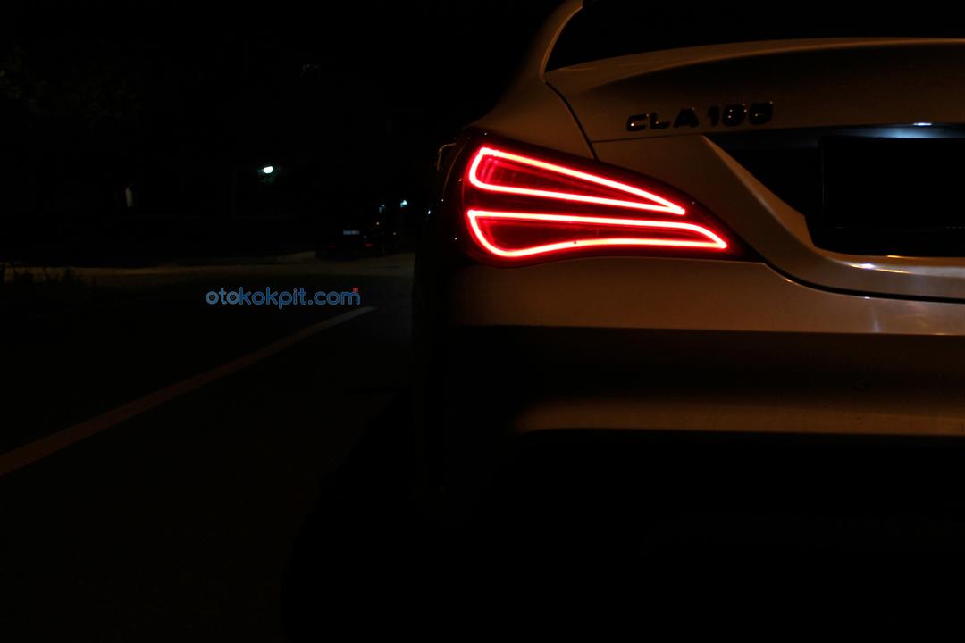 Mercedes CLA 180 CDi AMG Test Sürüşü