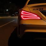 Mercedes CLA 180 CDi AMG Test