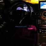 Mercedes CLA 180 CDi AMG İç Aydınlatması