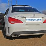 Mercedes CLA 180 CDi AMG İncelemesi