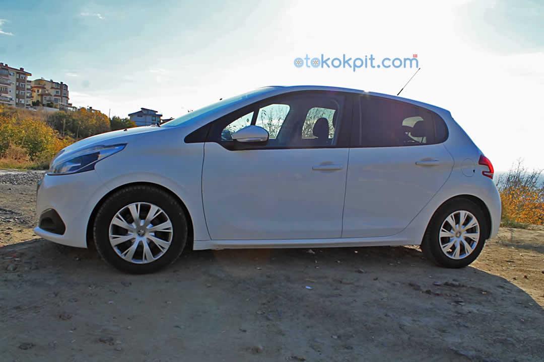 Yeni Peugeot 208 1.4 e-HDi Active Otomatik Nasıl?
