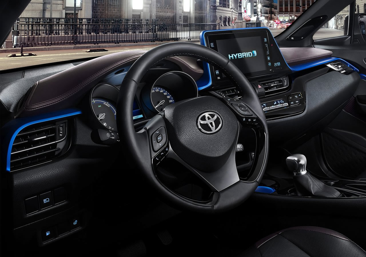 Yeni Toyota CH-R Yakıt Tüketimi