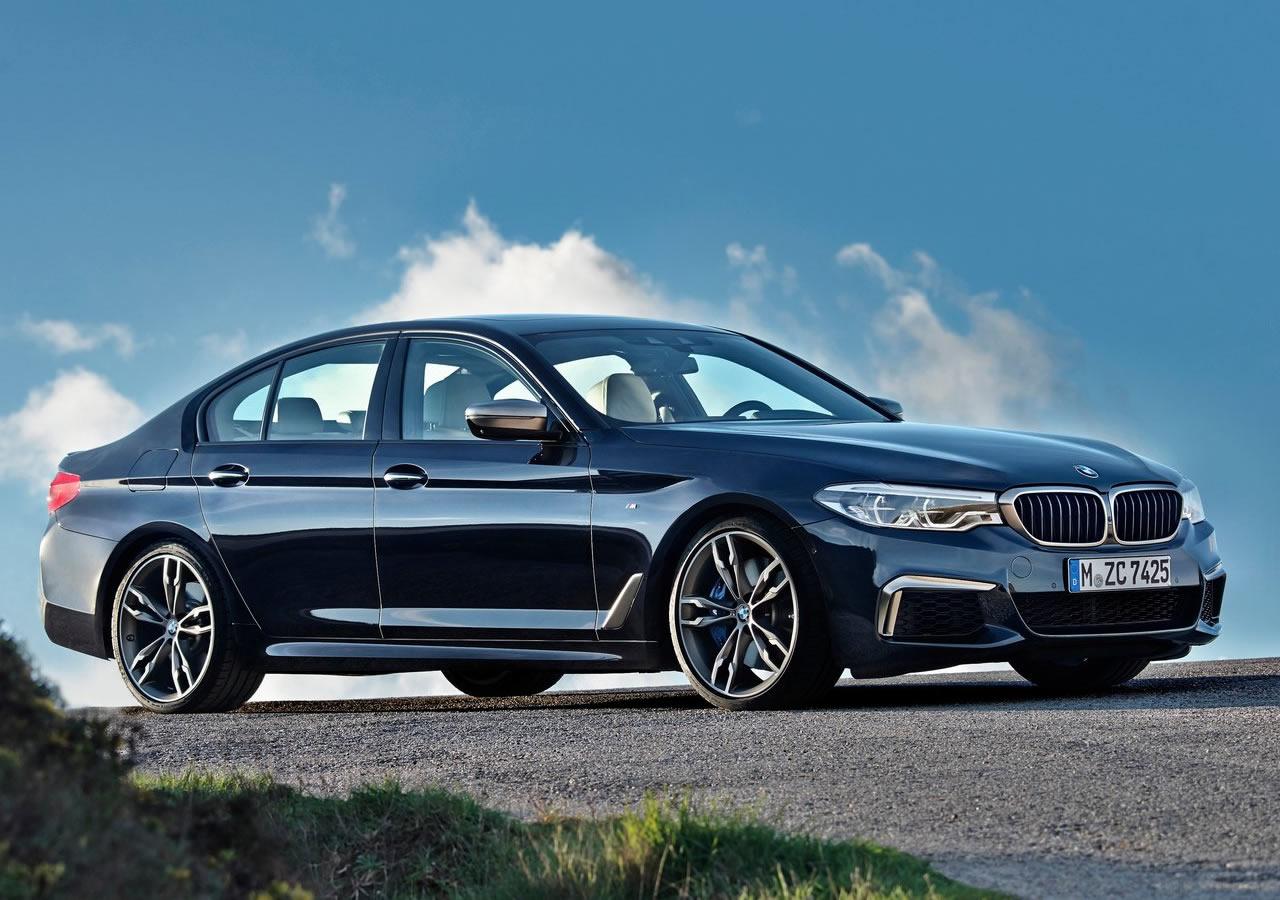 2018 Yeni BMW M550i xDrive Teknik Özellikleri