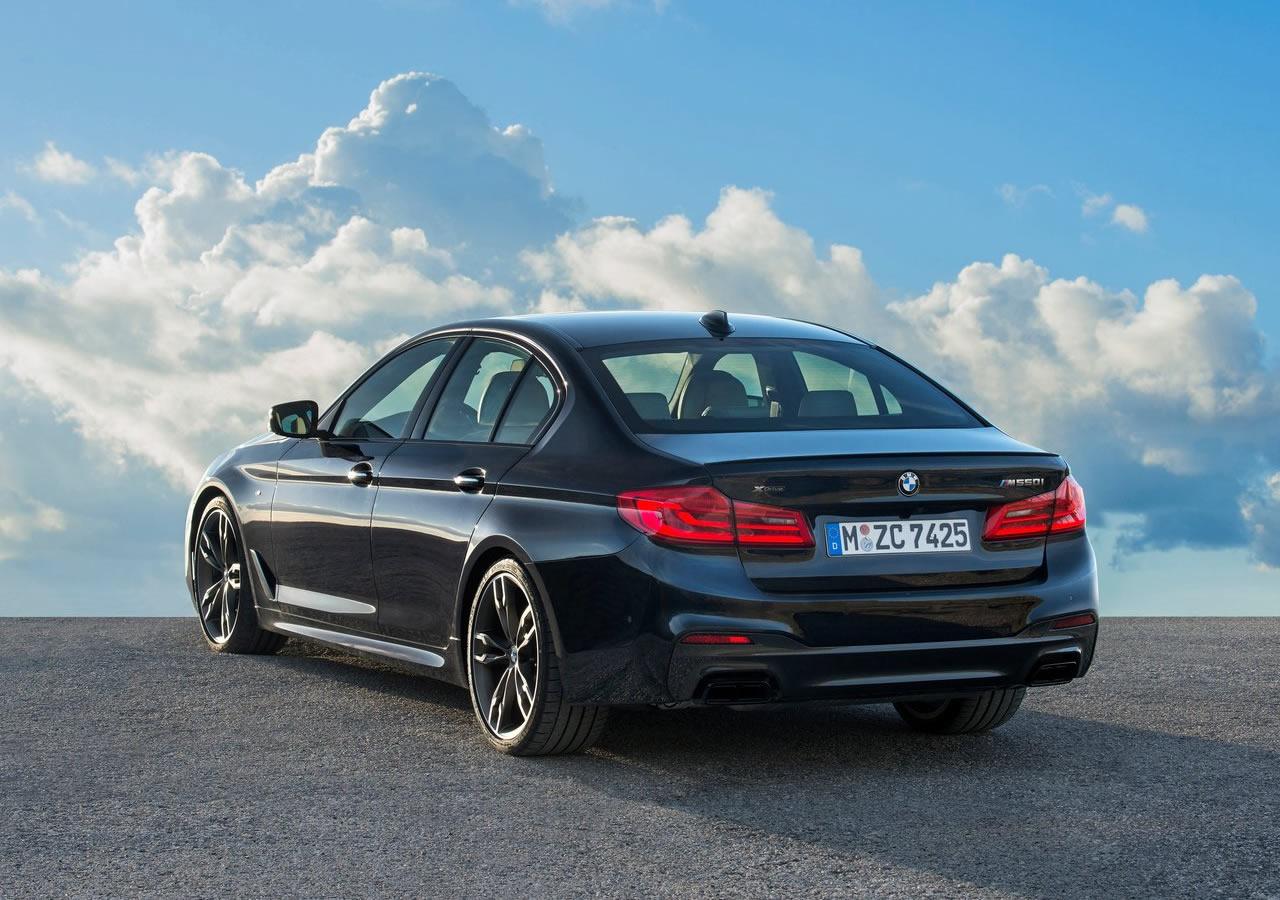 Yeni BMW M550i xDrive Ne Zaman Çıkacak?
