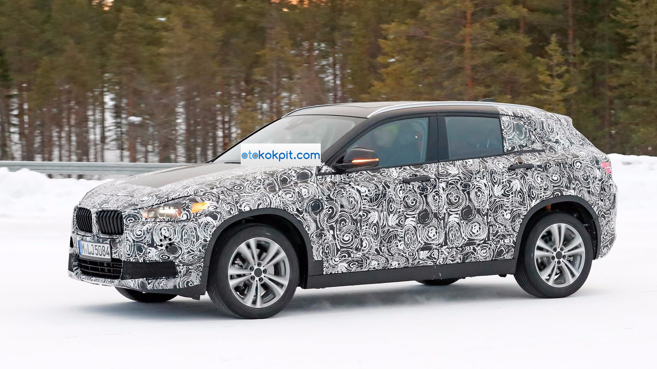 2018 Yeni BMW X2 Ne Zaman Çıkacak?