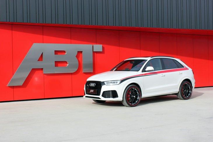 ABT Tuning Yeni Audi Q3 RS