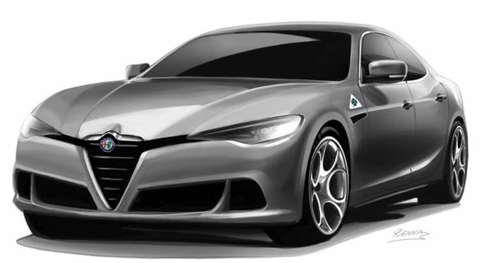 Yeni Kasa Alfa Romeo Alfetta