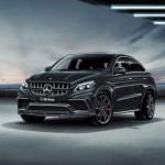 LARTE Design 2016 Mercedes GLE Coupe