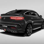 LARTE Design Mercedes GLE Coupe Modifiye