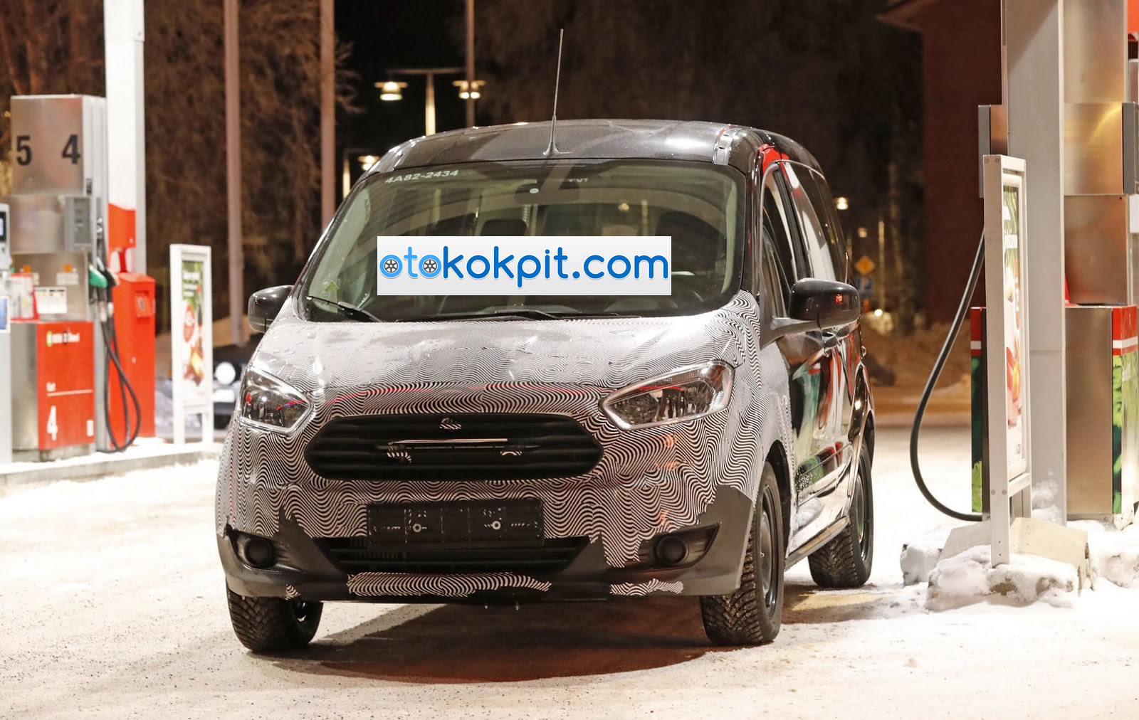 Yeni Ford Courier