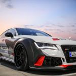 M&D Exclusive Cardesign Studio Audi RS7