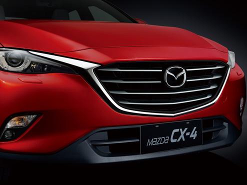 Yeni Mazda CX-4 Teknik Özellikleri