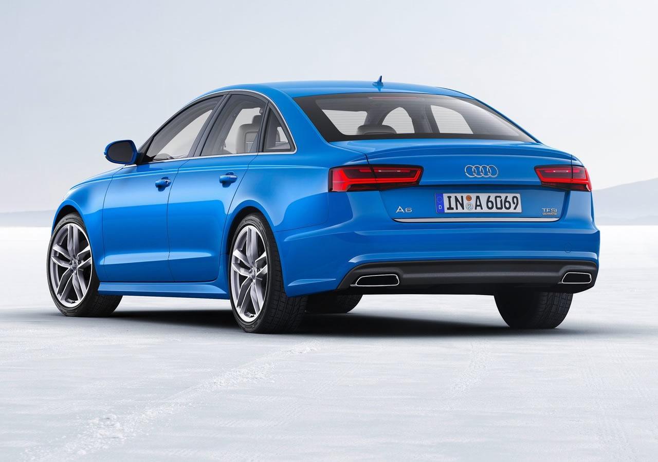 2017 Audi A6 S Line