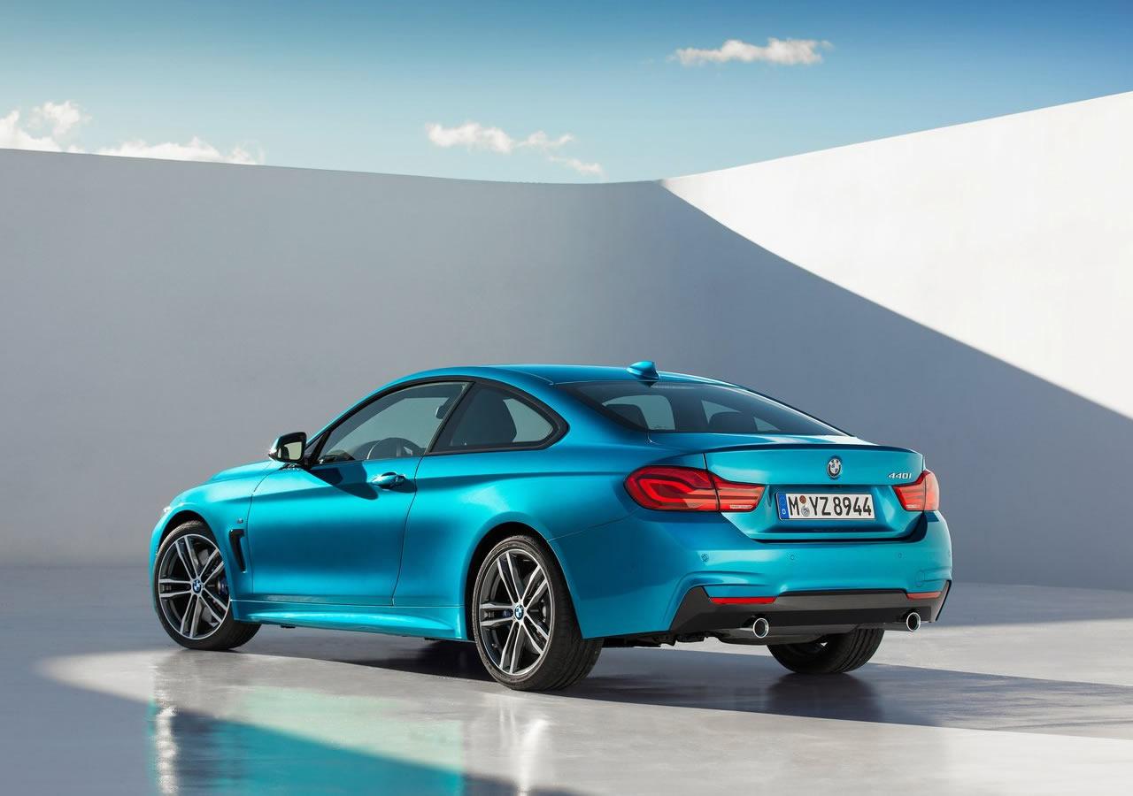 Makyajlı 2017 Yeni BMW 4 Serisi Özellikleri