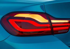 Makyajlı 2017 BMW 4 Serisi Led Stop