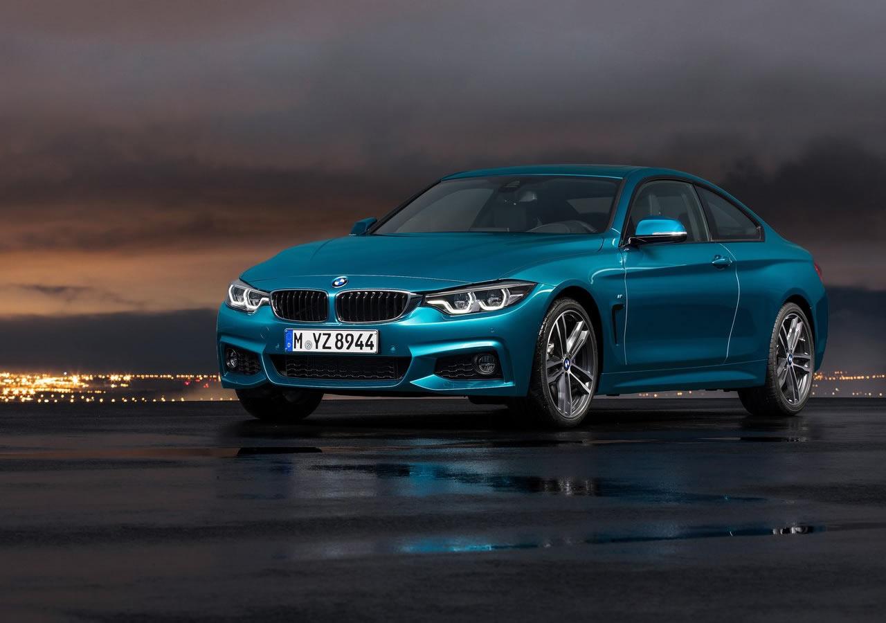 Makyajlı 2017 BMW 4 Serisi Coupe