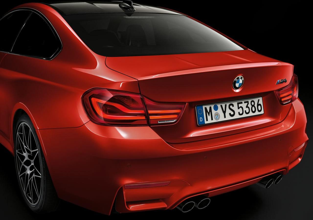 Makyajlı BMW M4 Coupe Kaç Beygir