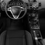 Yeni Ford Fiesta ST-Line Kokpiti