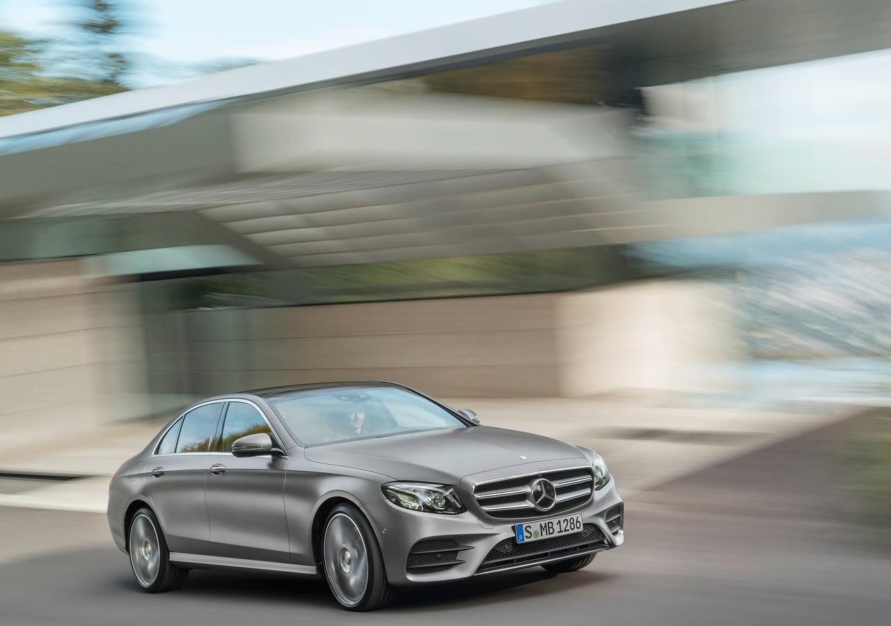 2017 Yeni Mercedes E180 Donanımları