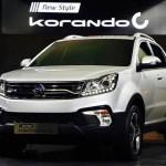 2017 Yeni SsangYong Korando Fiyatı