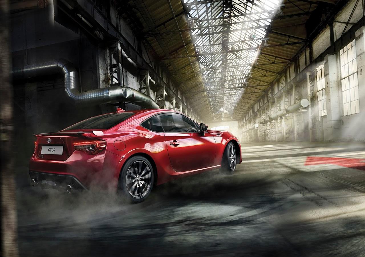 2017 Yeni Toyota GT 86 Türkiye Fiyatı