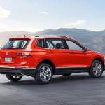 2018 Volkswagen Tiguan Allspace Teknik Özellikleri