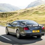 2018 Yeni Bentley Continental Supersports
