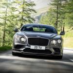 2018 Yeni Bentley Continental Supersports Donanımları