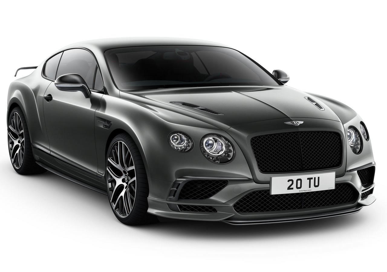 2018 Yeni Bentley Continental Supersports Fiyatı Oto Kokpit
