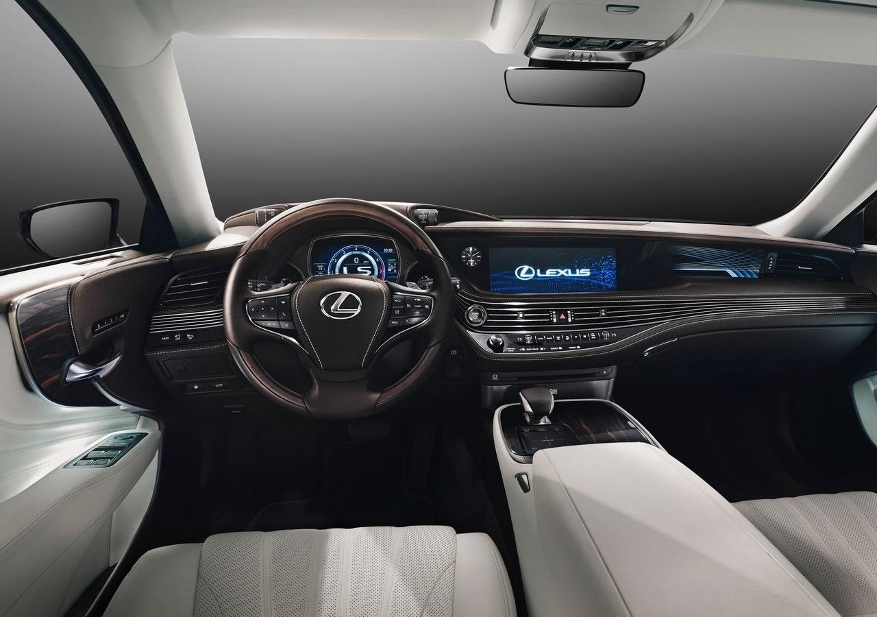 2018 Yeni Lexus Ls 500 İ 231 I Oto Kokpit