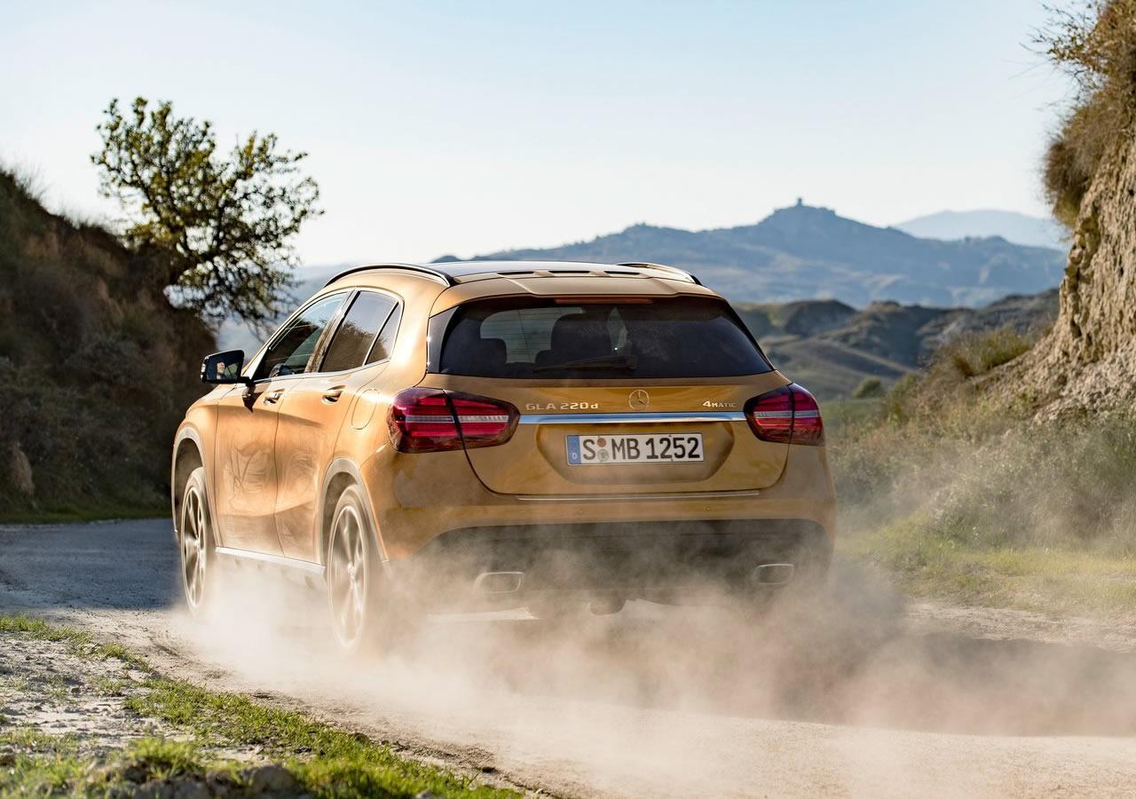 2018 Yeni Mercedes-Benz GLA Serisi Ne Zaman Çıkacak?