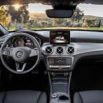 2018 Yeni Mercedes-Benz GLA Serisi İçi