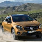 2018 Yeni Mercedes-Benz GLA Serisi Fiyatı